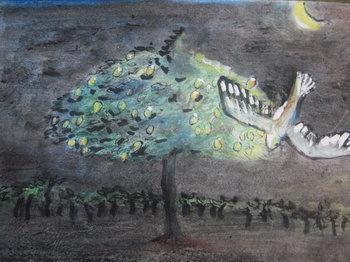 檸檬の木のある庭20170504DSCN3425.JPG