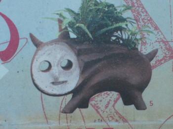 犬の植木鉢(岡本太郎)DSCN3381.JPG